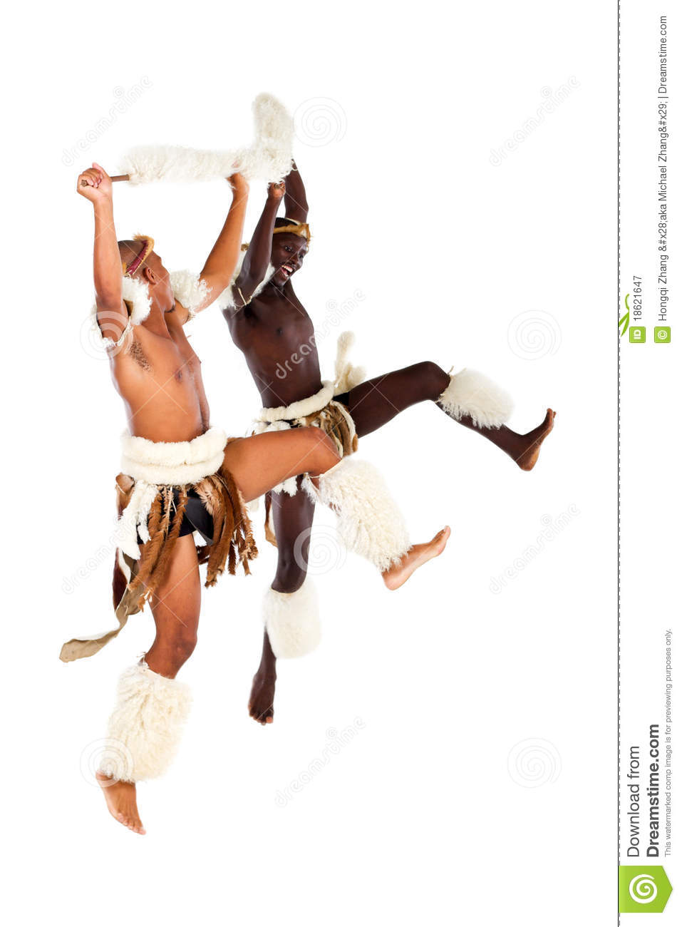 Free African Dancer Free Video