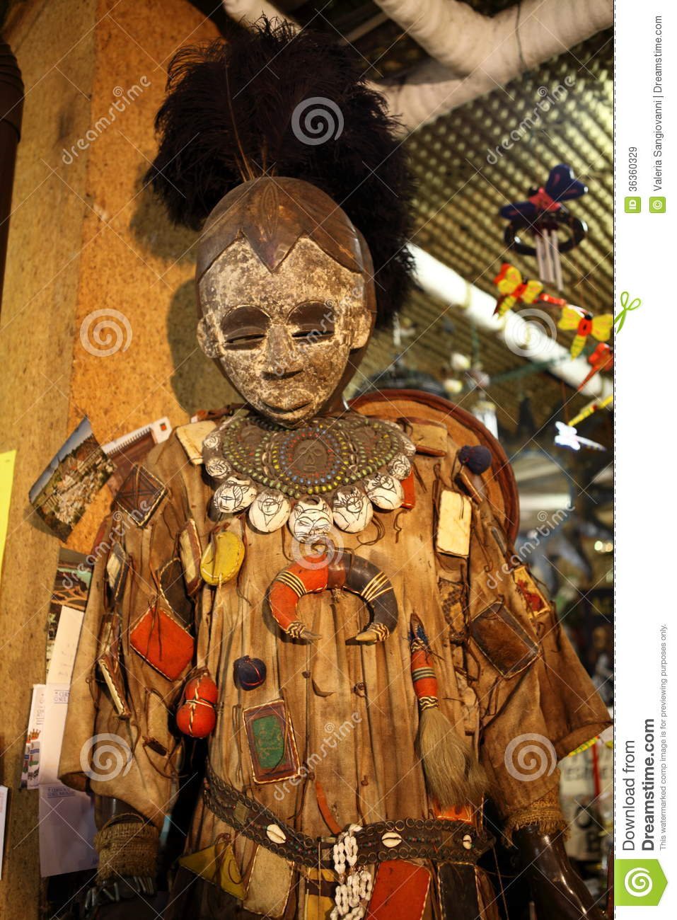 African Witch Doctor Royalty Free Stock Images - Image ...
