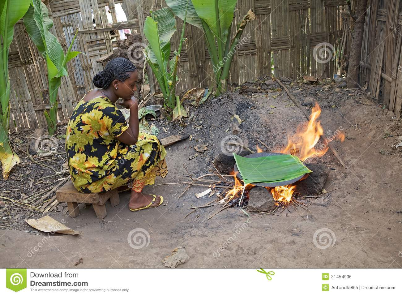 how to cook plantains african style
