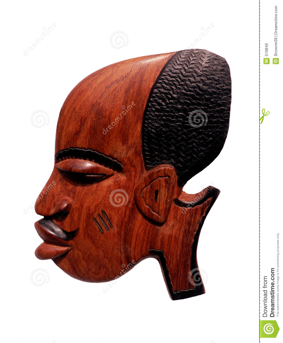 African wood carving royalty free stock images image