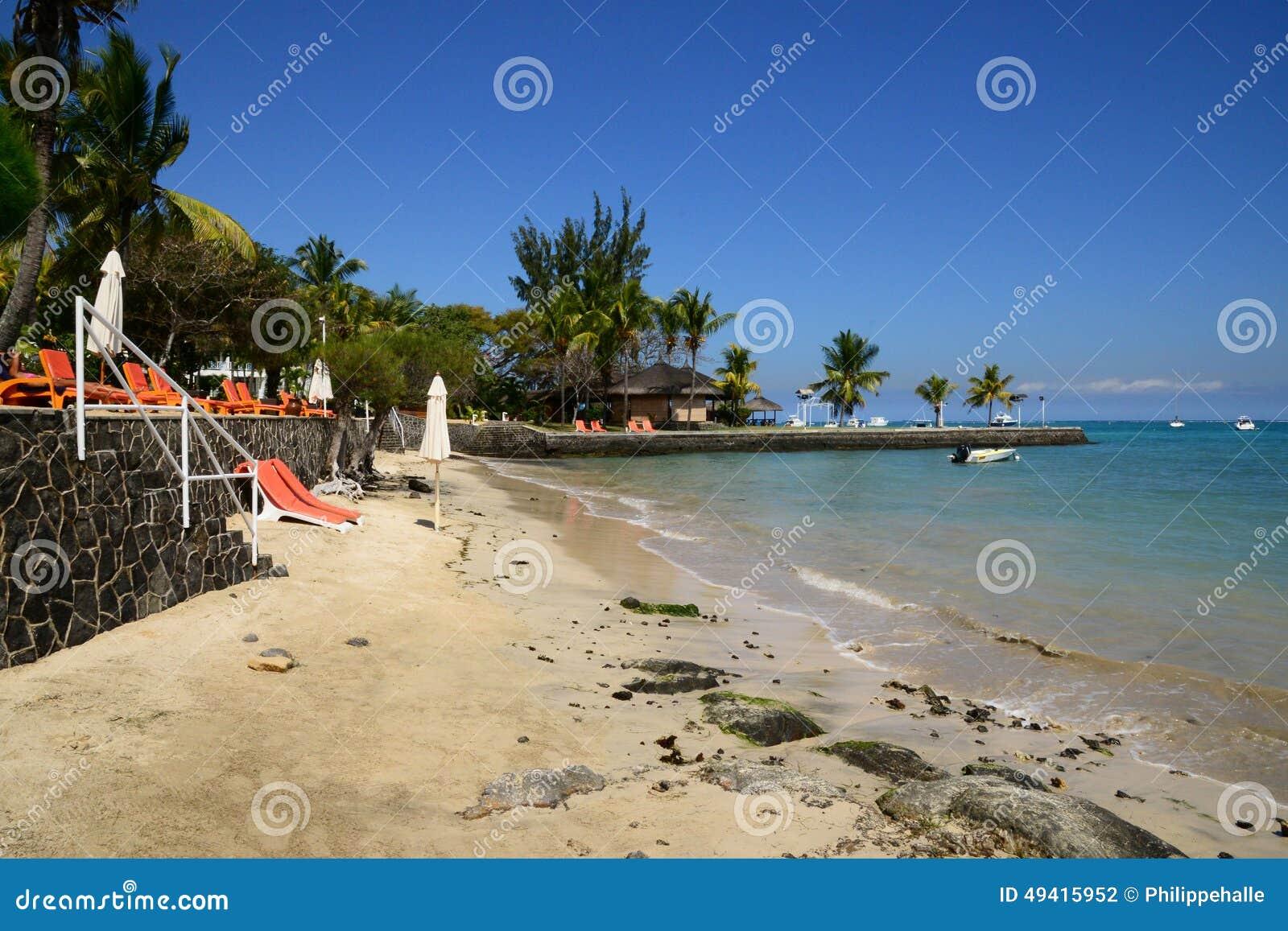 Download Afrika, Malerischer Bereich Von La Pointe Zusatz-Canonniers In Mauritiu Redaktionelles Stockfotografie - Bild von nave, mauritius: 49415952