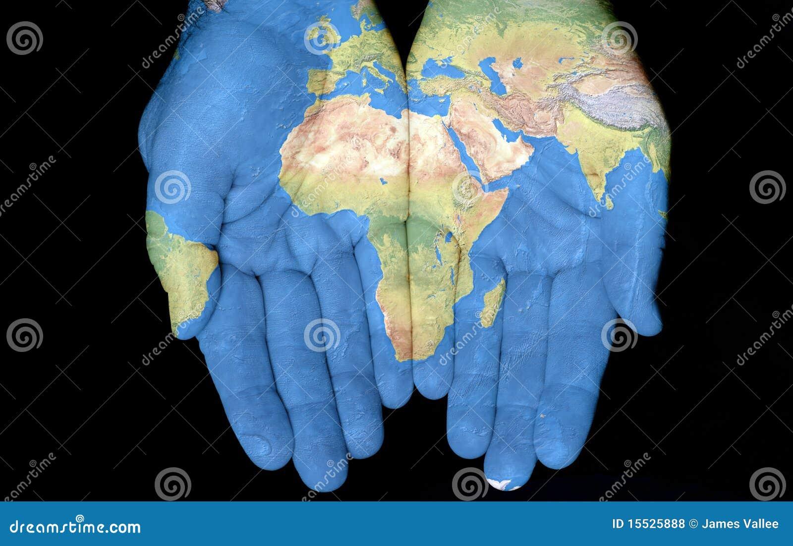 Afrika in unseren Händen