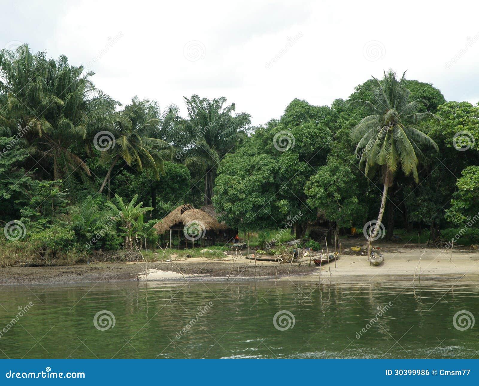Afrika-west kust