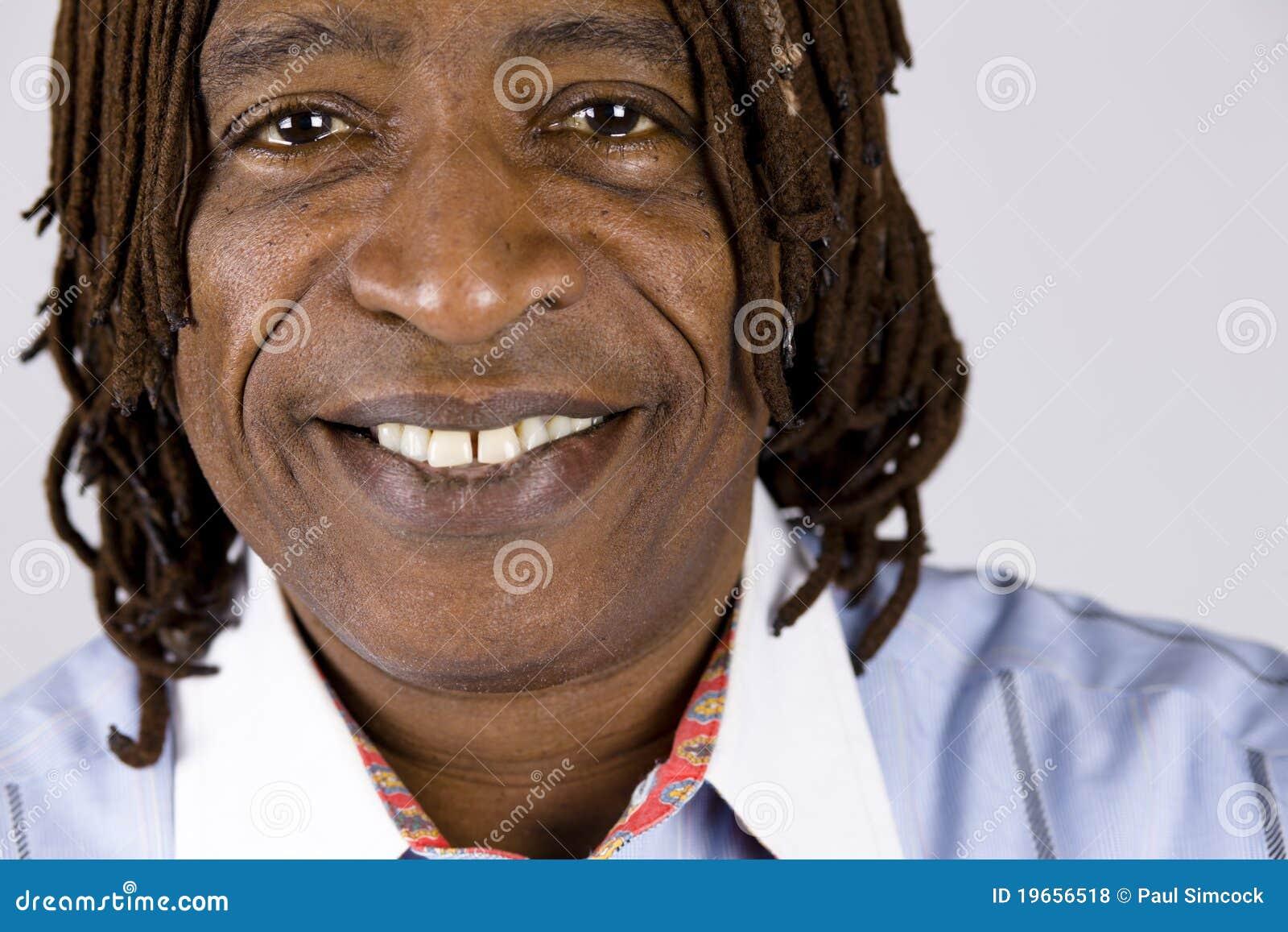 Afrikaanse Amerikaanse Mens