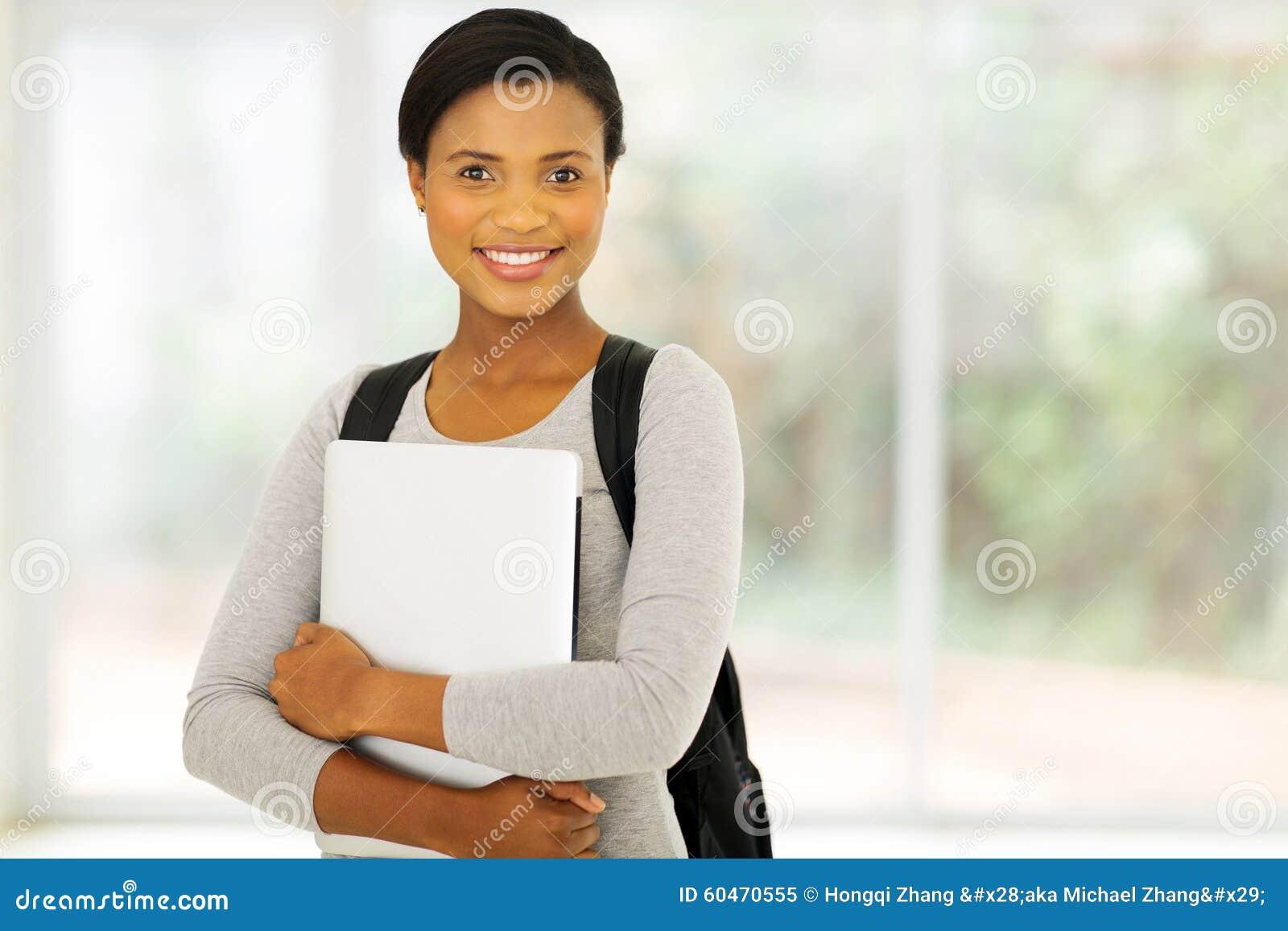 Afrikaanse Amerikaanse student