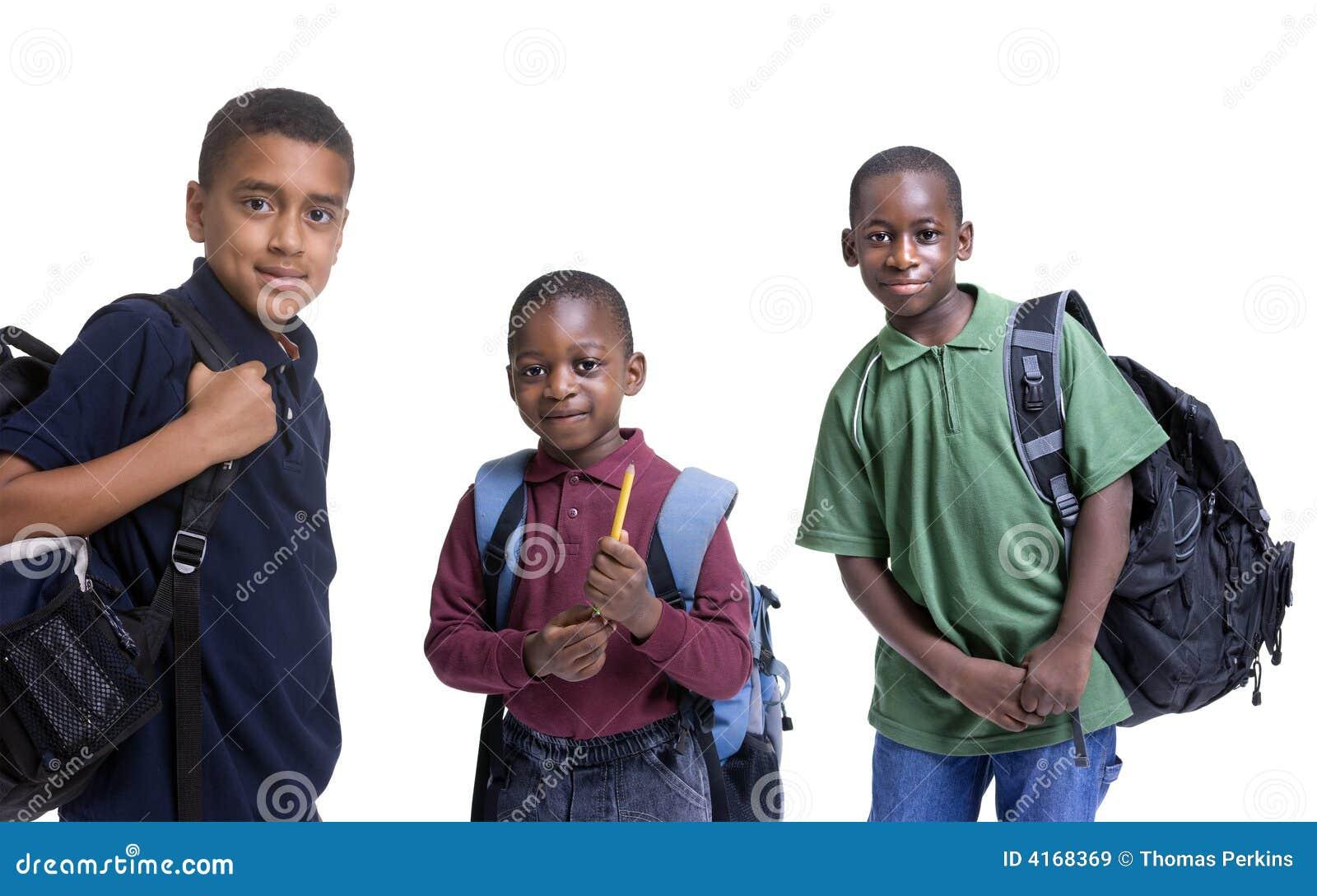 Afrikaanse Amerikaanse Studenten