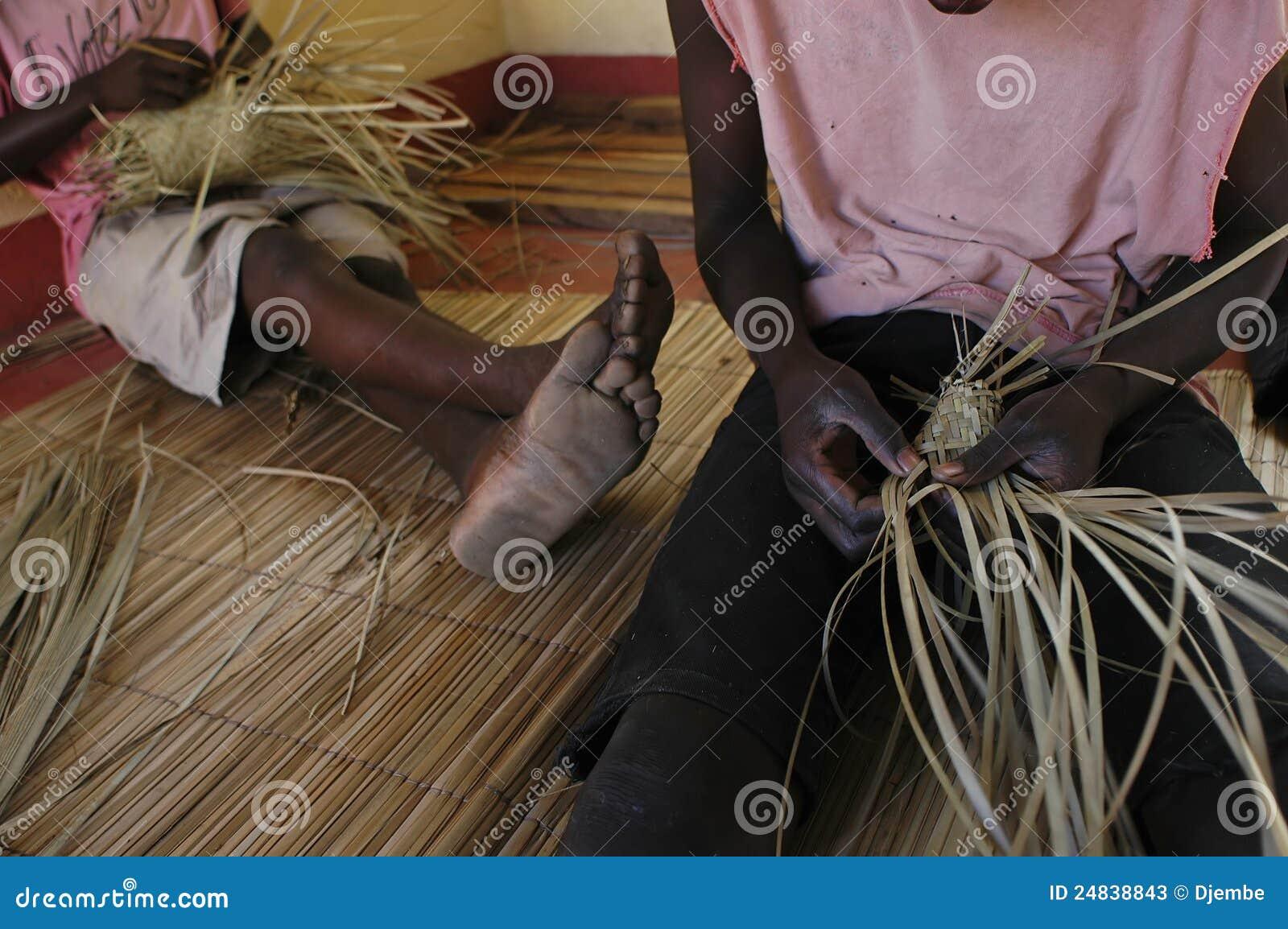 Afrikaanse artisanaal
