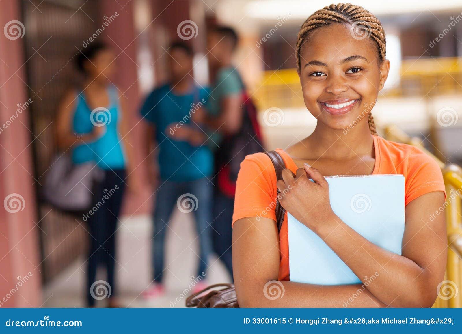 Afrikaanse student