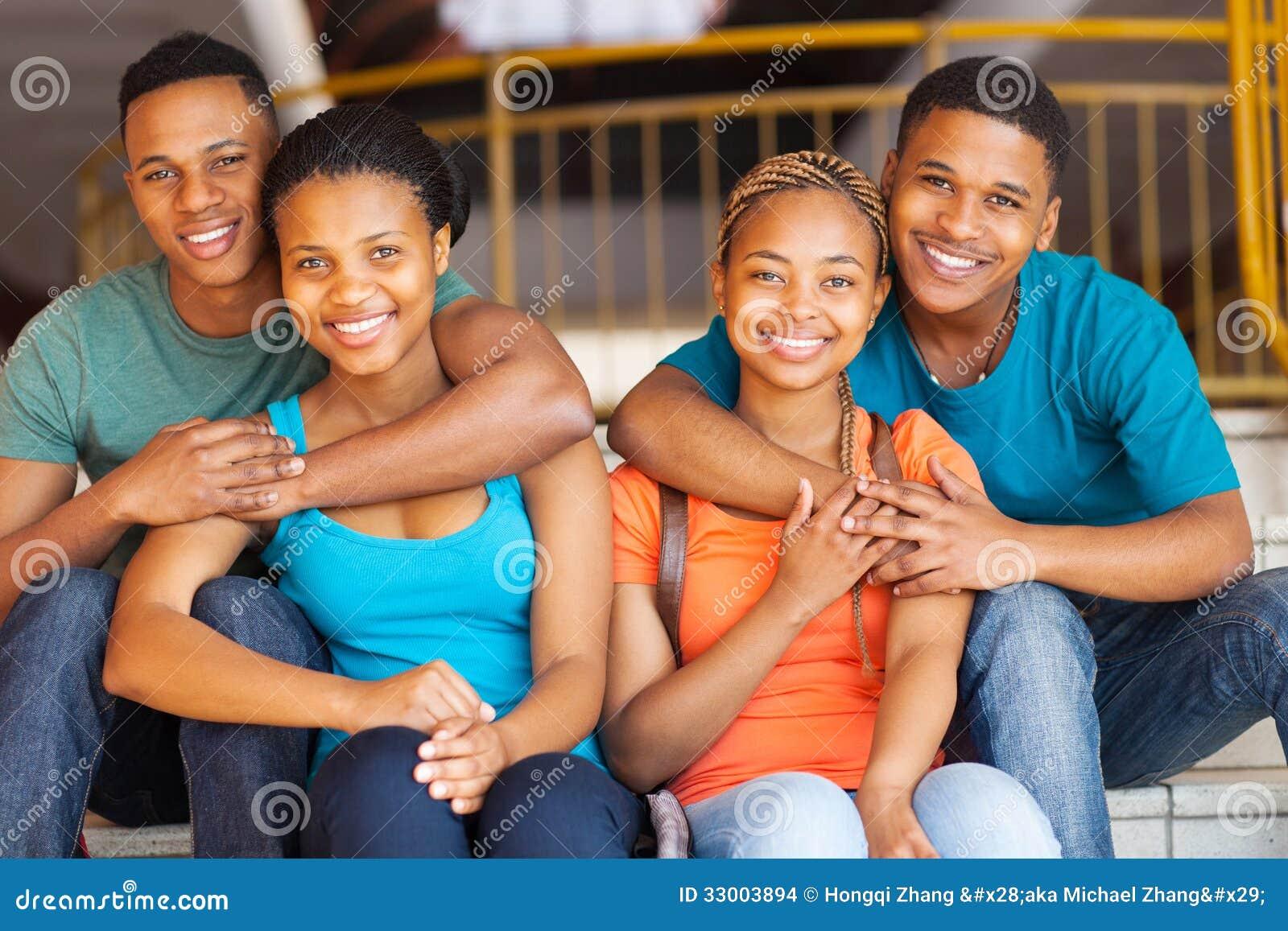 Afrikaanse universitaire vrienden