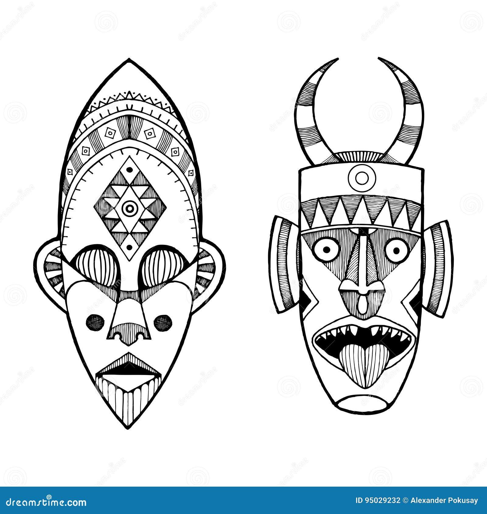 Nett Masken Malvorlagen Zeitgenössisch - Malvorlagen Von Tieren ...