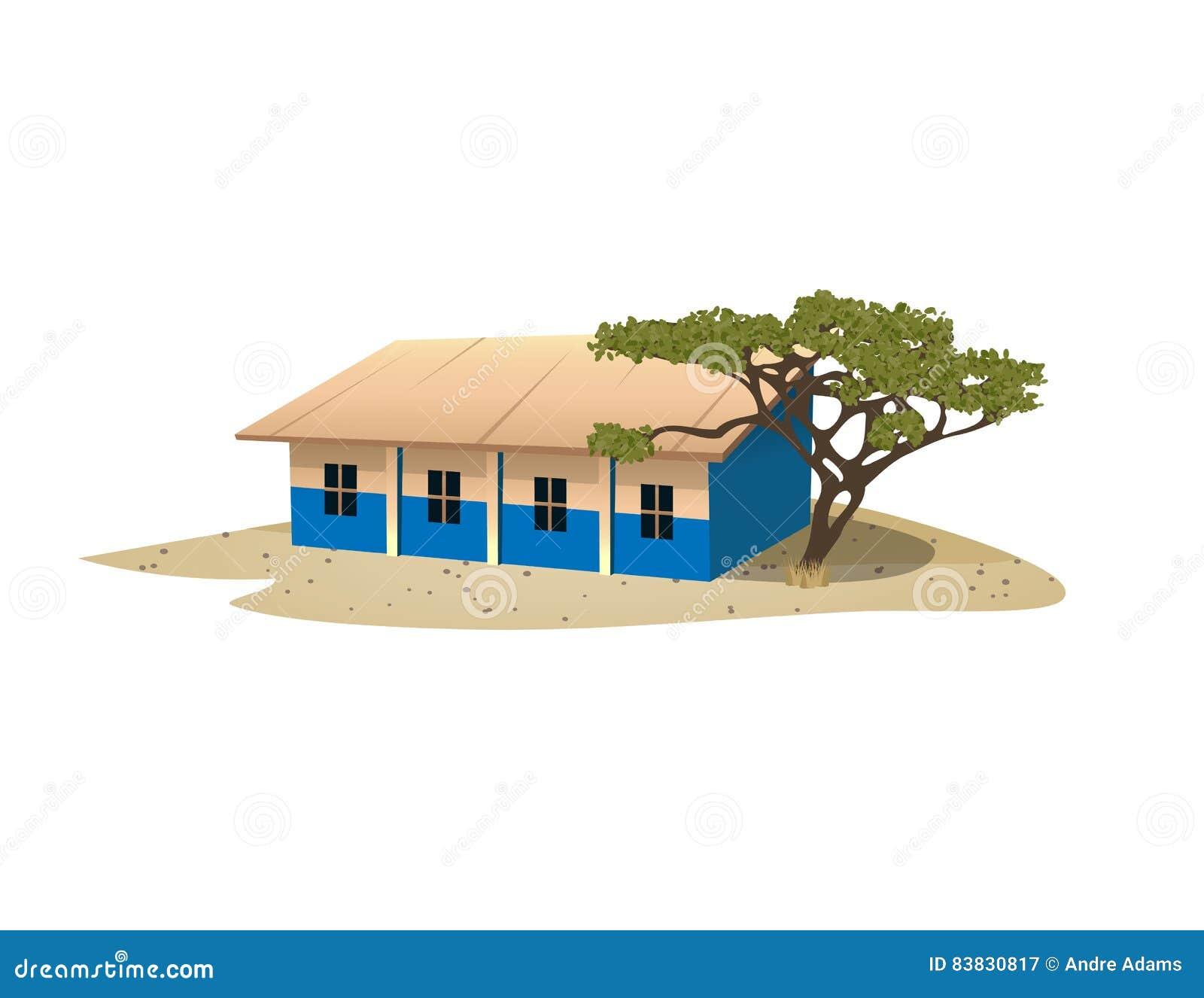 Afrikanische Schule