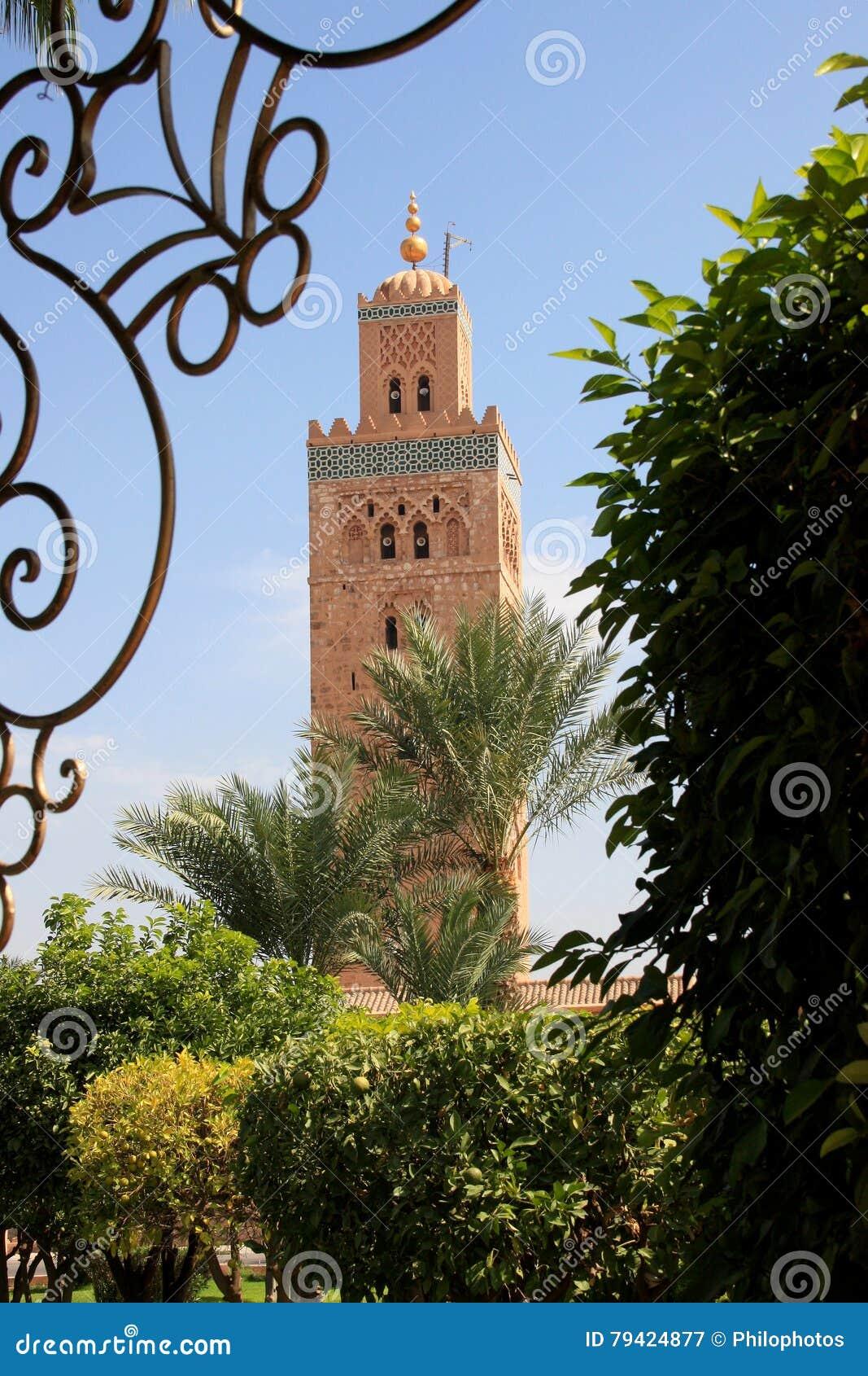 Afrique - Maroc - Marrakesh