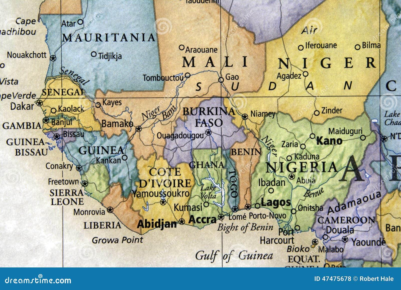Afryka Zachodnia Zdjecie Stock Obraz Zlozonej Z Rzadki 47475678