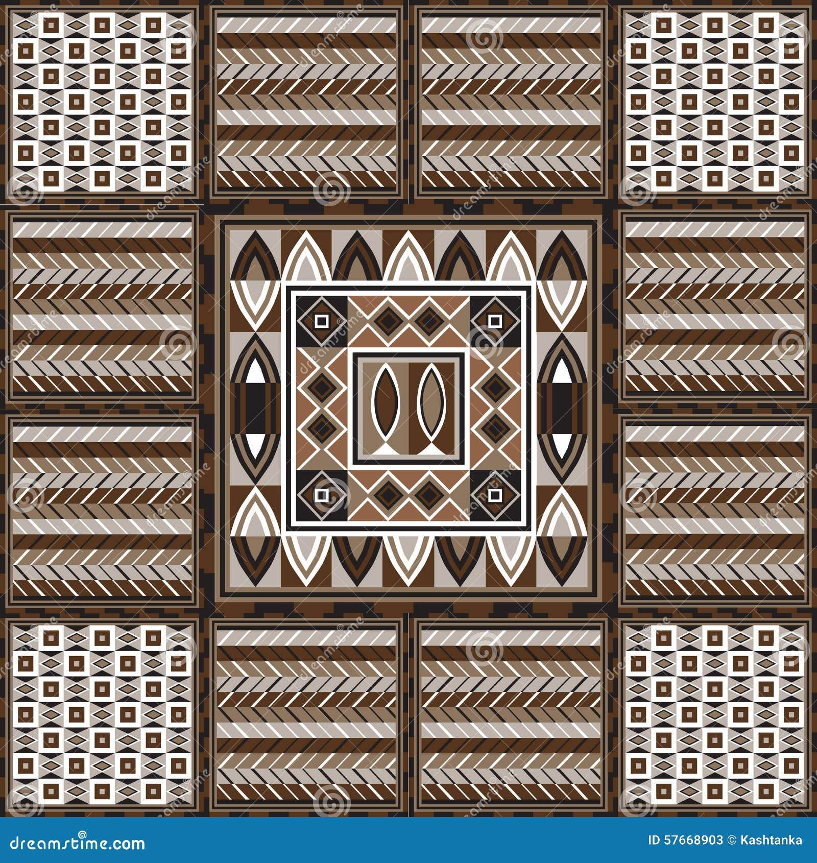 Afrykanina wzór 60