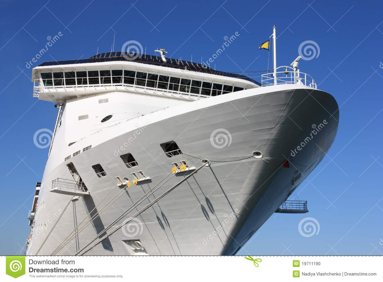 Aft Of White Cruise Ship Stock Photo Image Of Architectural - What is aft on a cruise ship