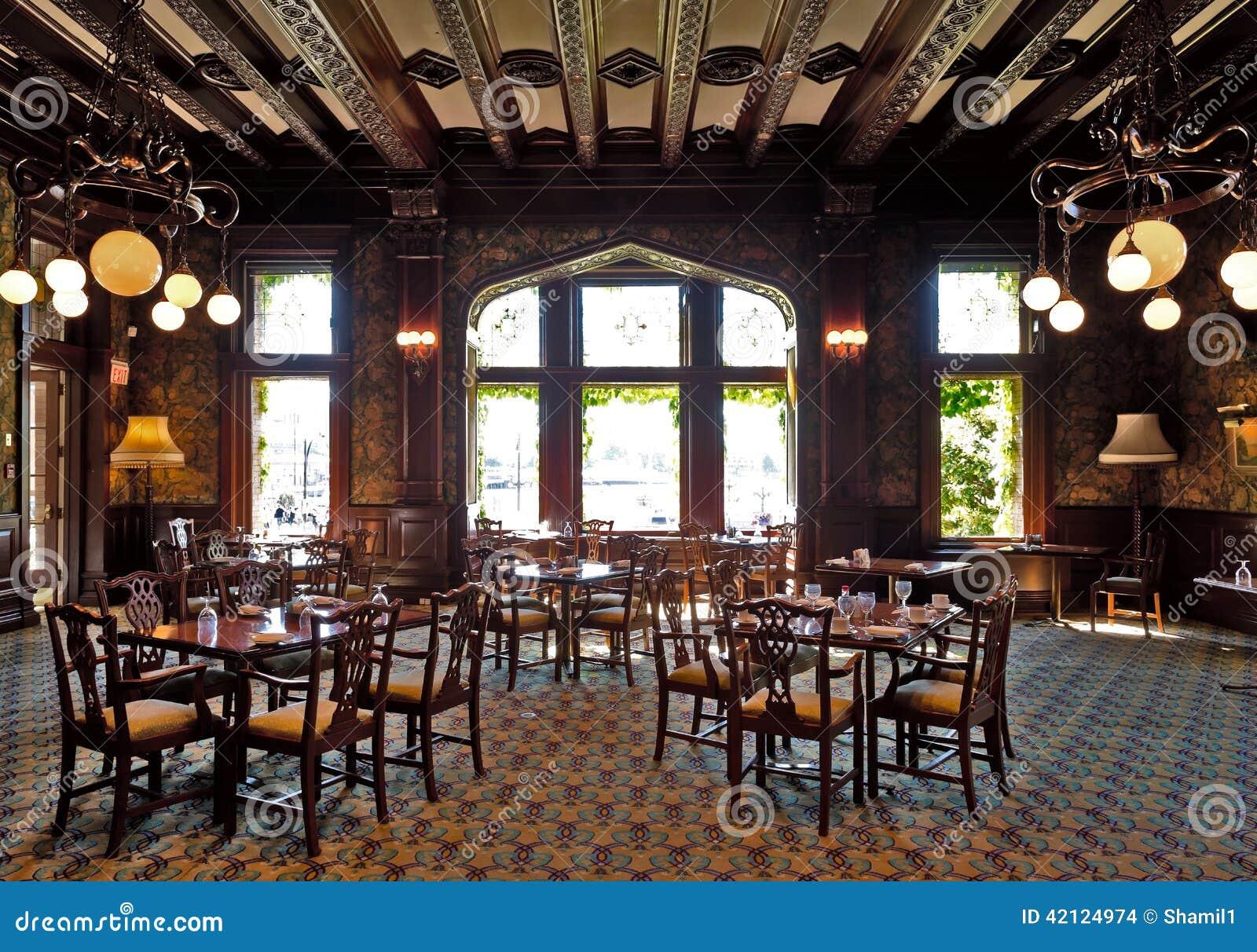 Empress Hotel Victoria Tea Room