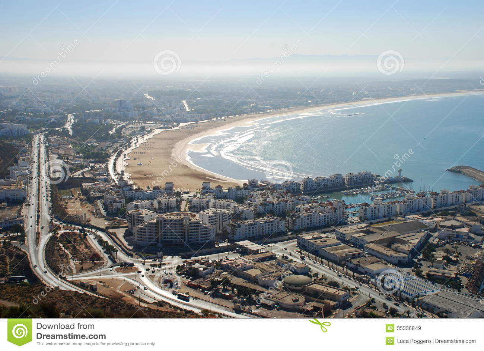 Agadir Marocko