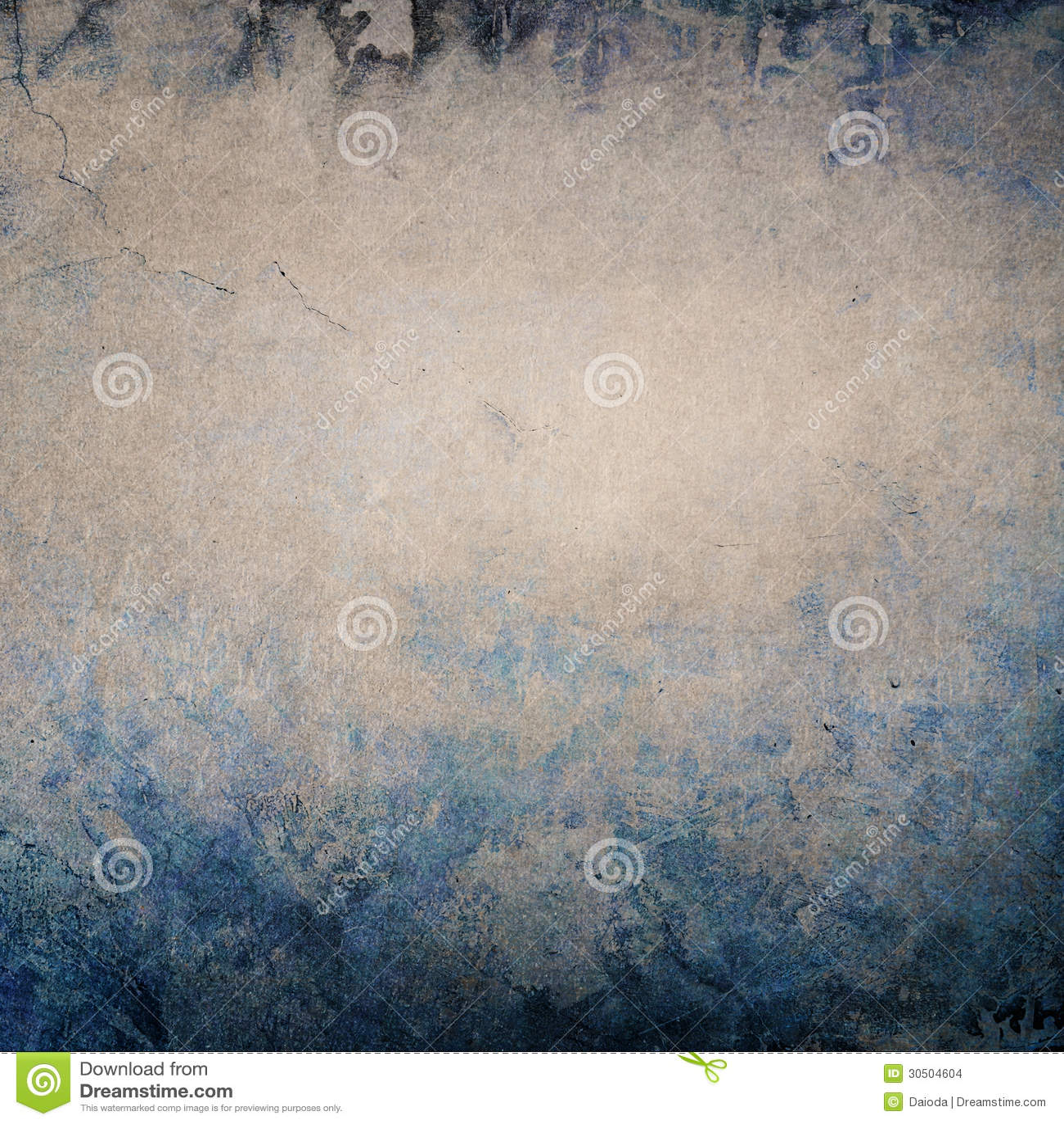 Aged blue - grey background