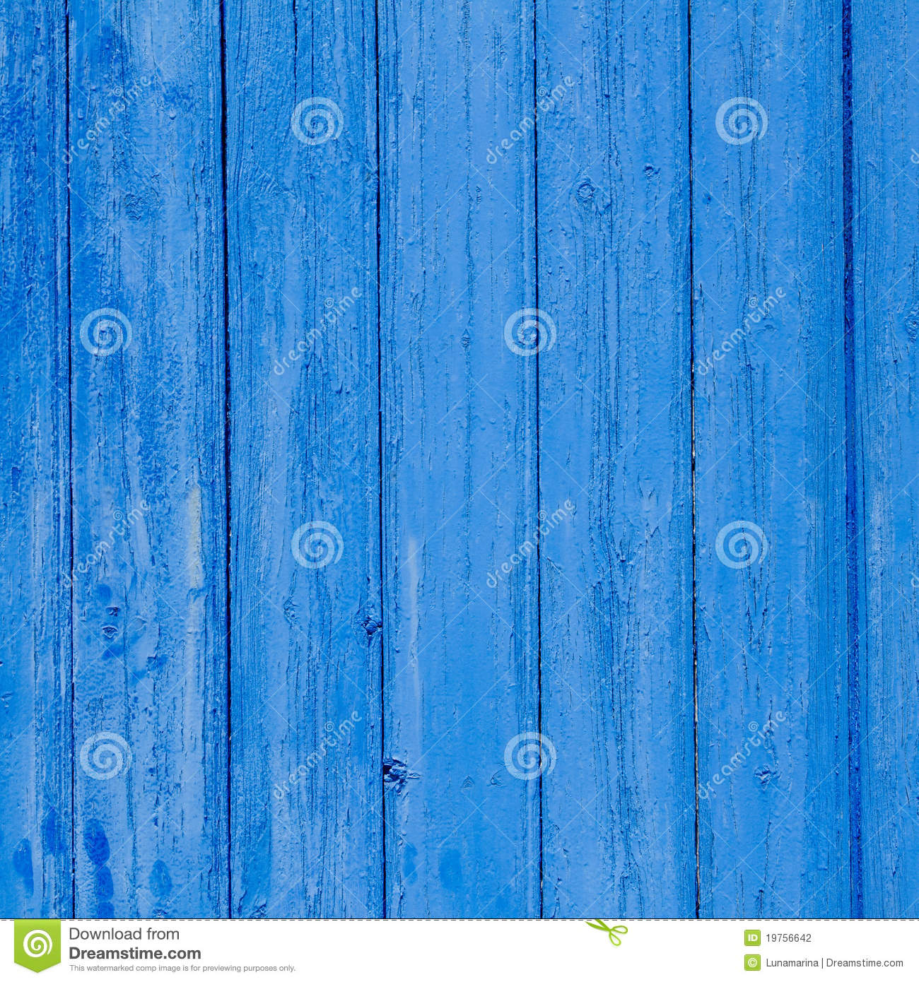 Aged Grunge Weathered Blue Door Wood Texture Stock Photography Image 19756642