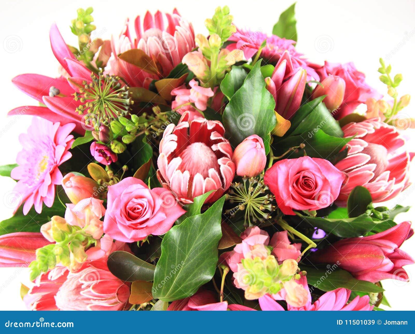 Agencement de fleur