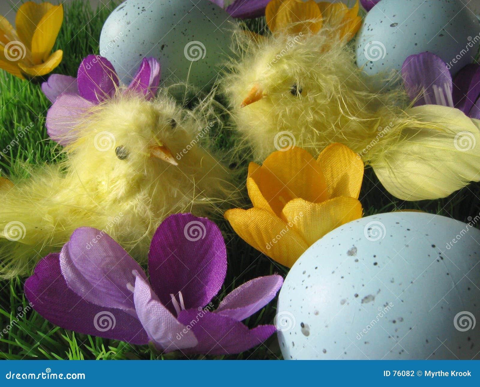 Agencement de Pâques