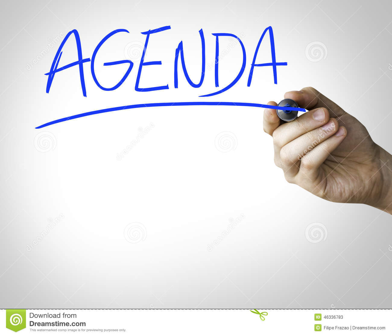 Hand Writing Word Agenda Photos Images Pictures 59 Images – Agenda
