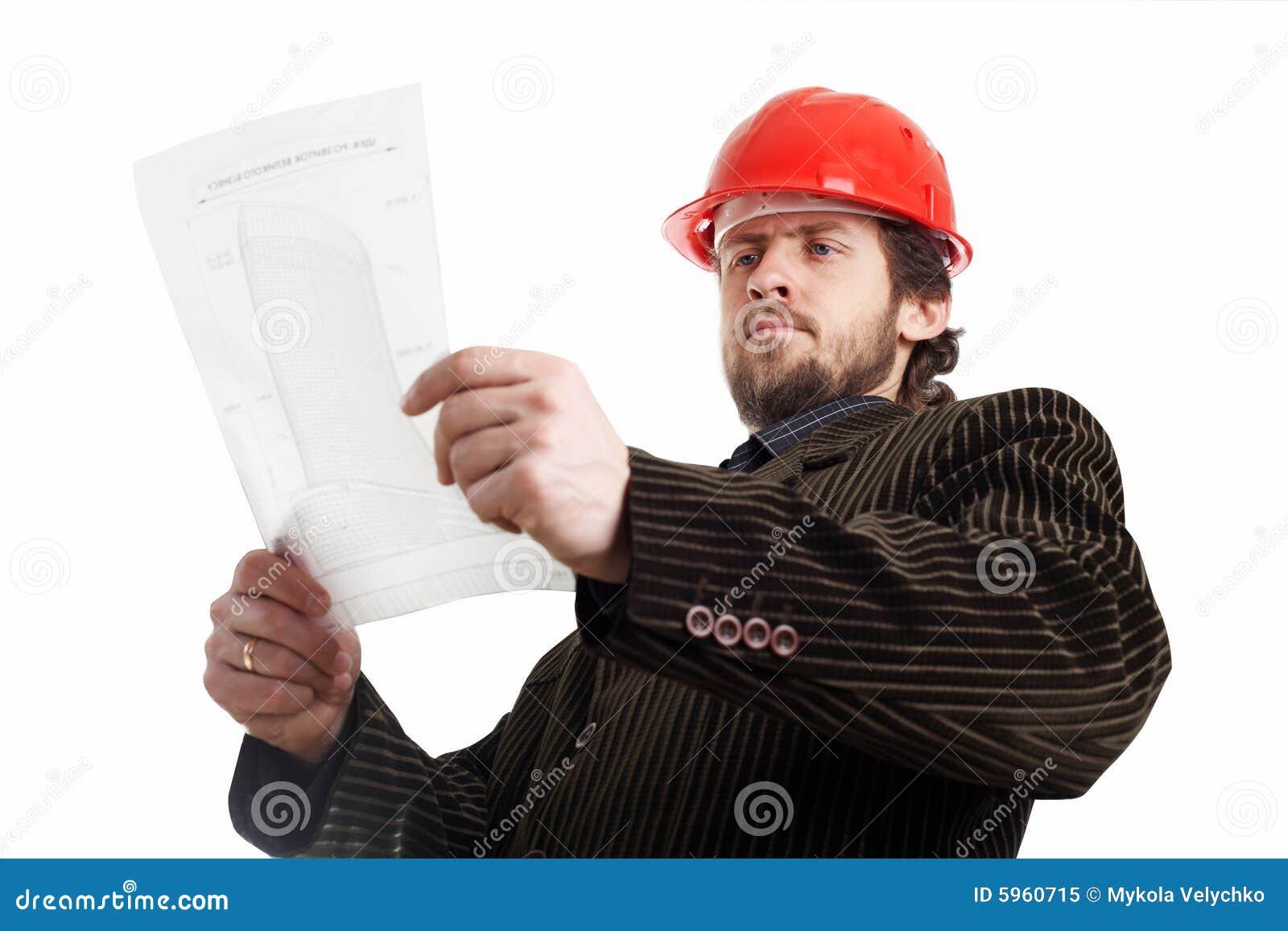 Agent de maîtrise de Comstruction