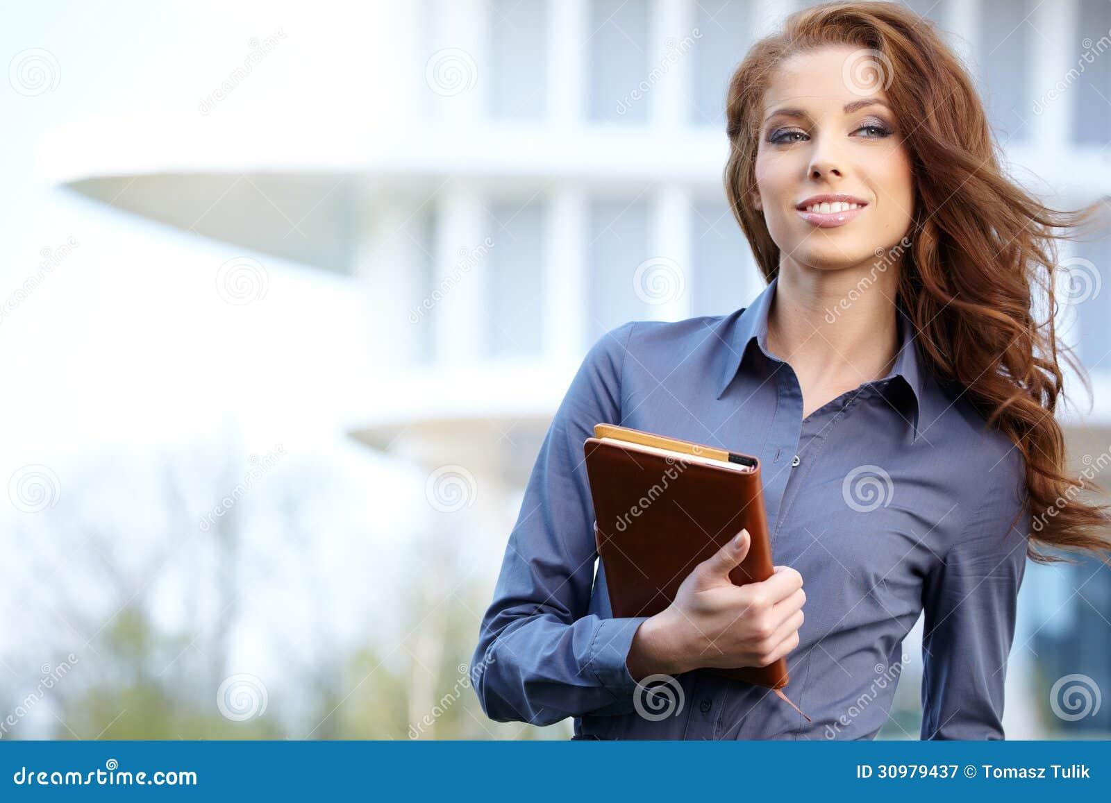 Agente inmobiliario Woman