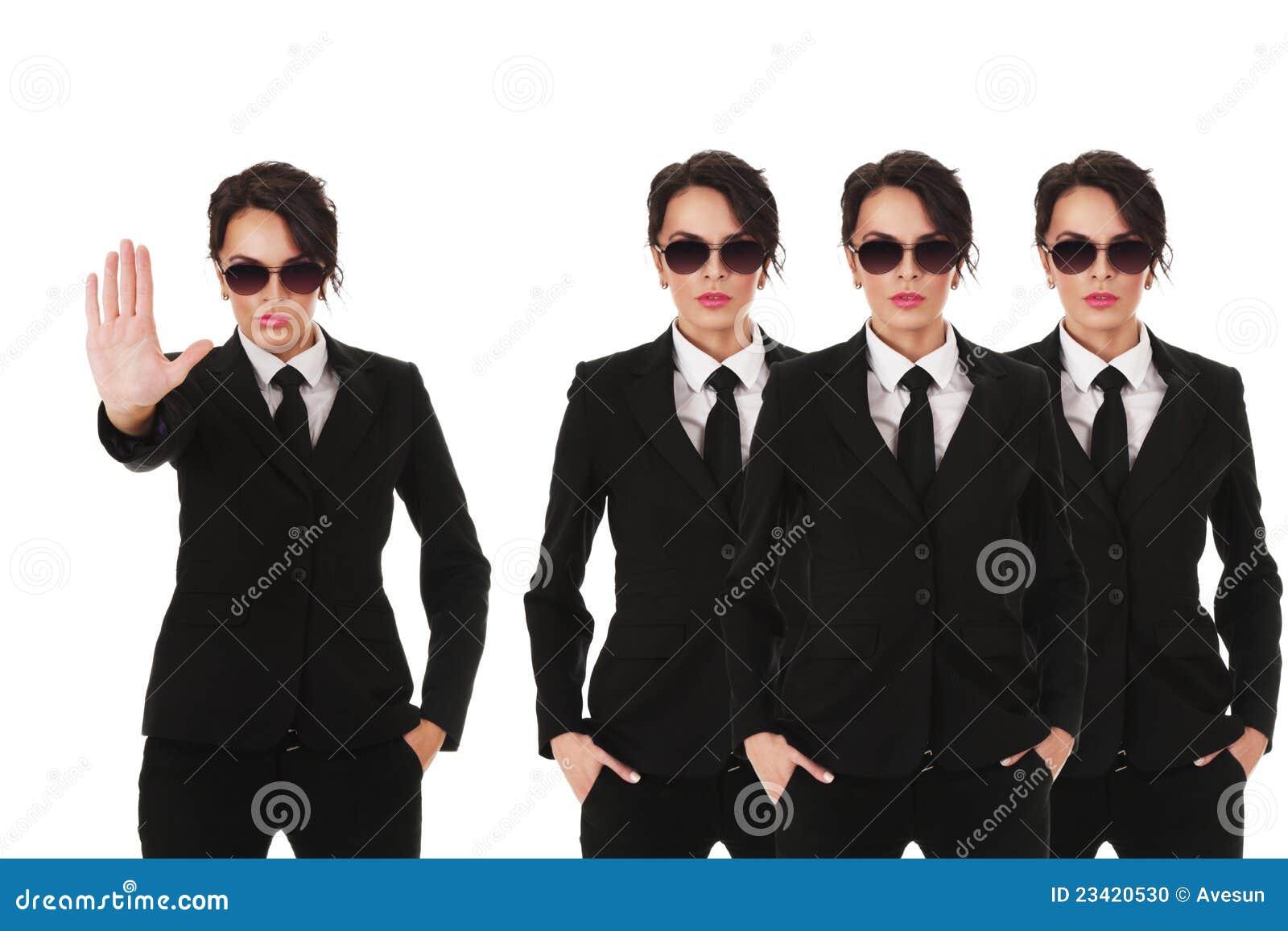 Agentes de servicio secreto