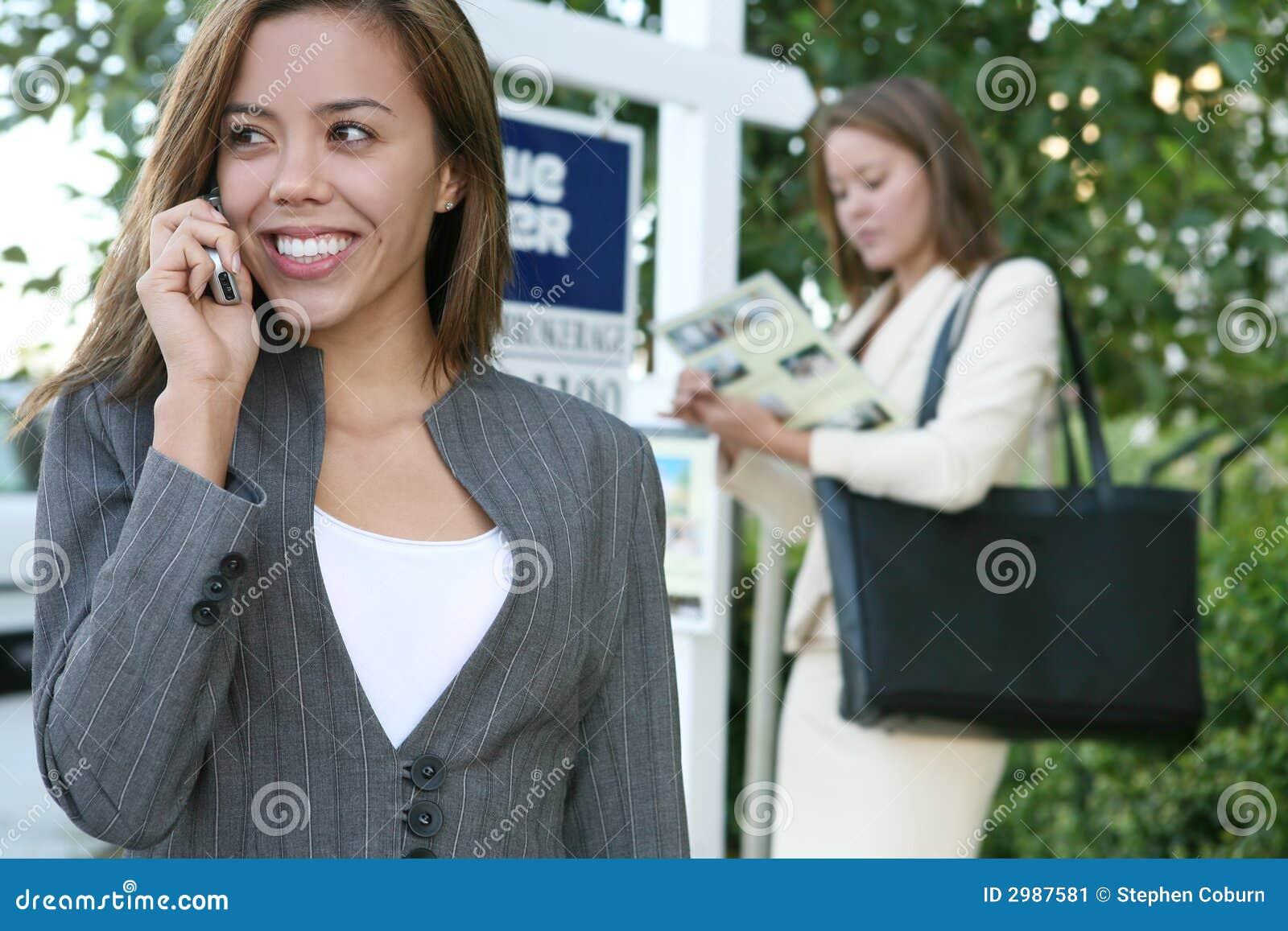 Agenti immobiliari delle donne