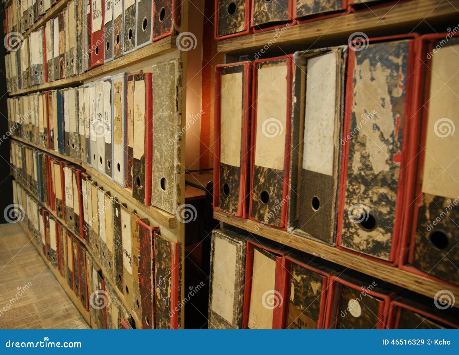 Agents secrets de bibliothèque