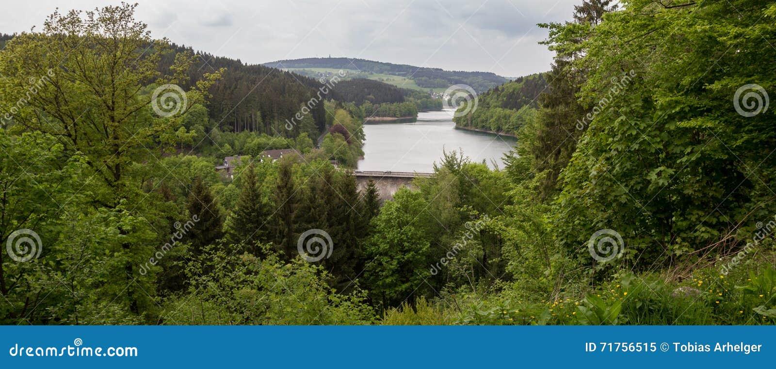 Aggertalsperre Γερμανία