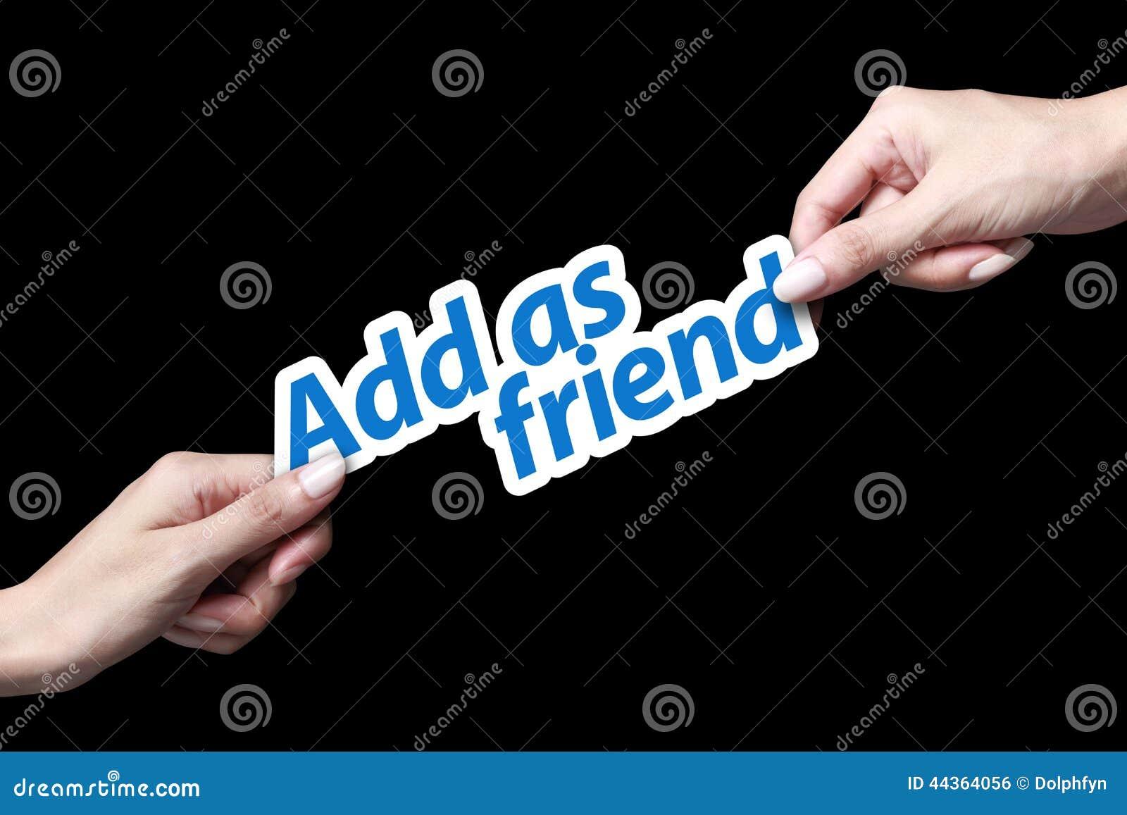 Aggiunga come icona dell amico