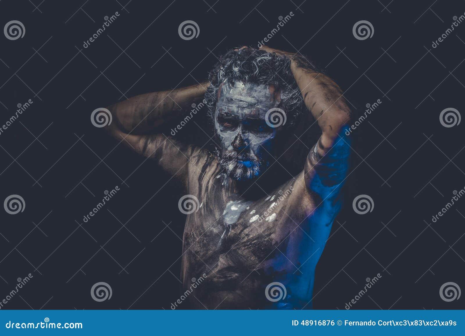 Naked Man Image & Photo (Free Trial) | Bigstock