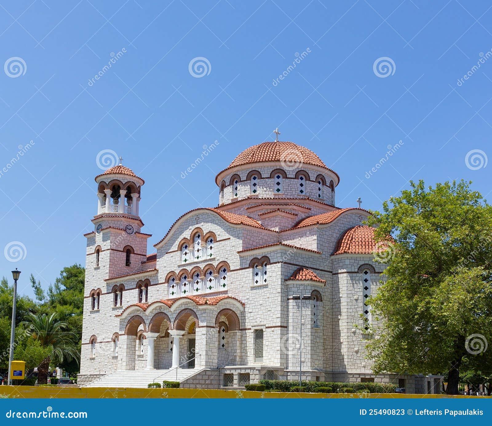 Griechenland Kirche