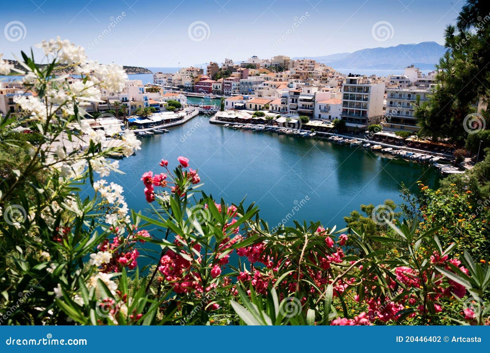 Agio s Nikolaos, Kreta, Griekenland
