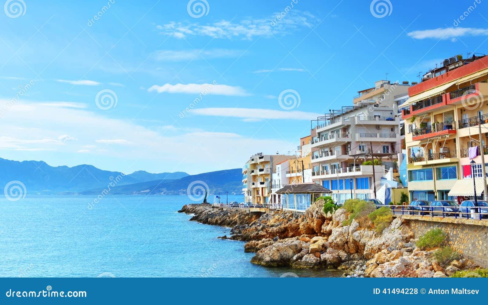 Agios Nicolás crete