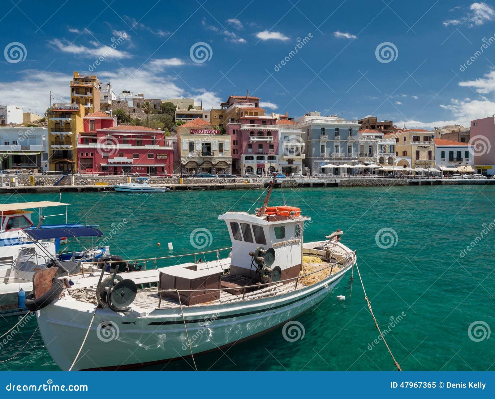 Holidays to agios nikolaos crete