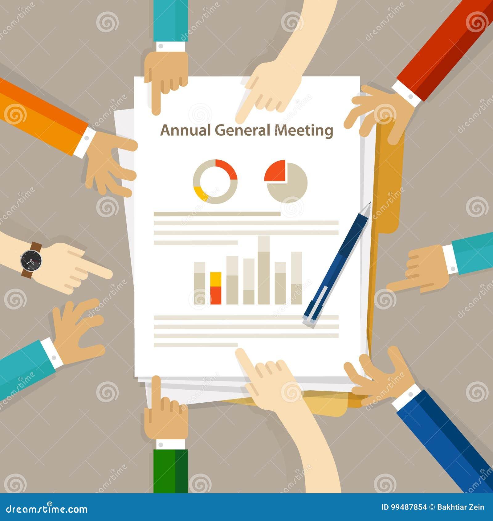 AGM年度总会股东委员会谈论公司回顾财政赢利