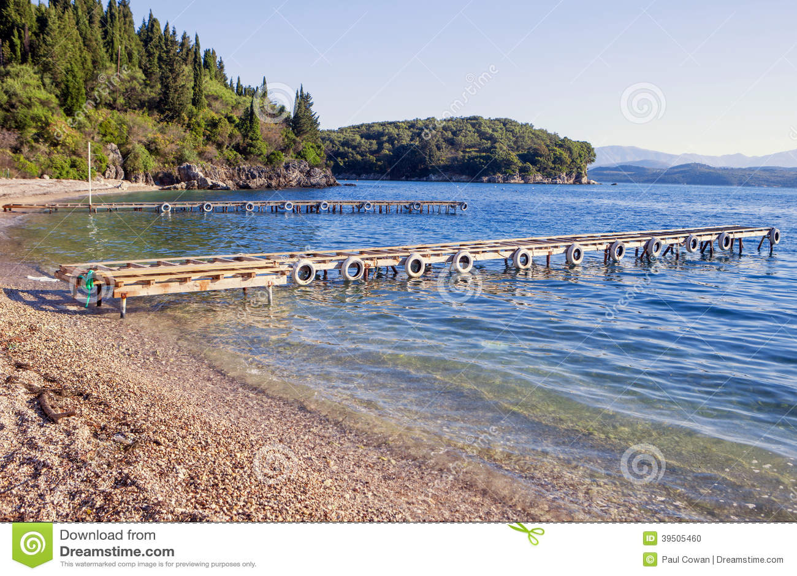 Agni beach corfu