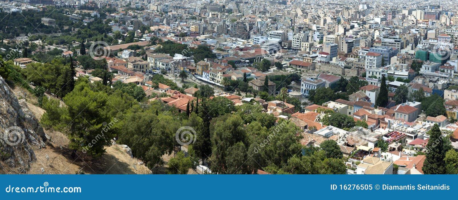 Agora antique d Athènes