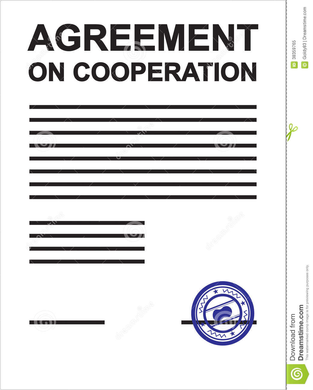 Agreement on Cooperation