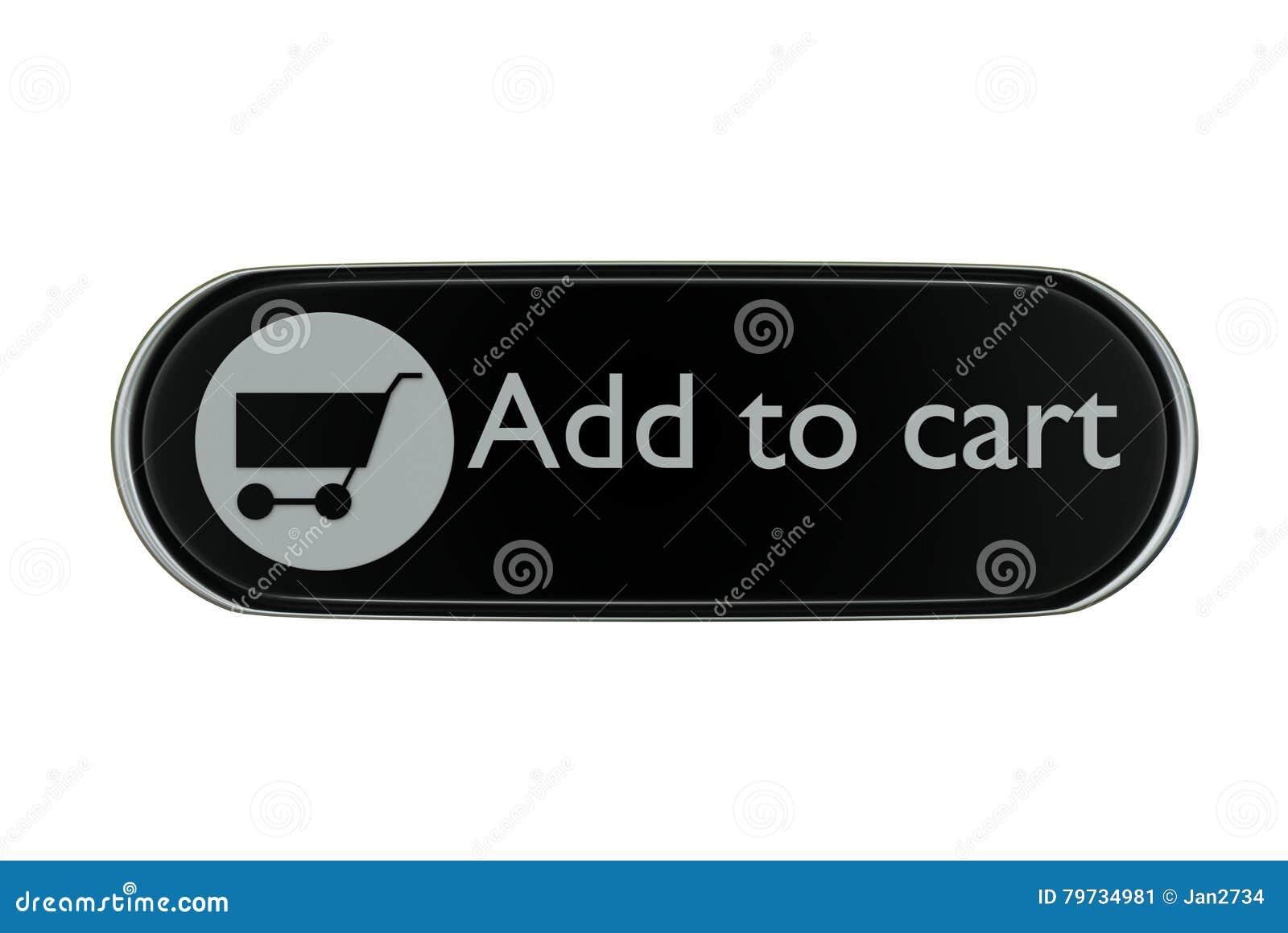 Agregue al botón del carro