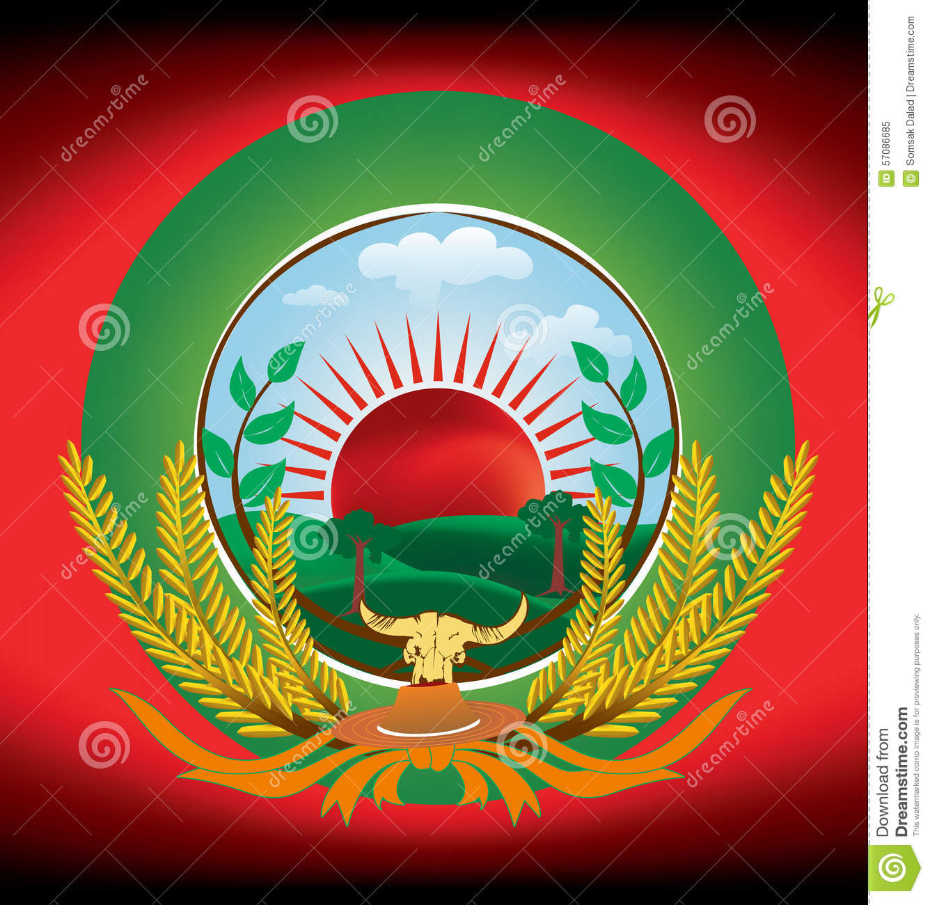 agri logo new stock illustration image 57086685