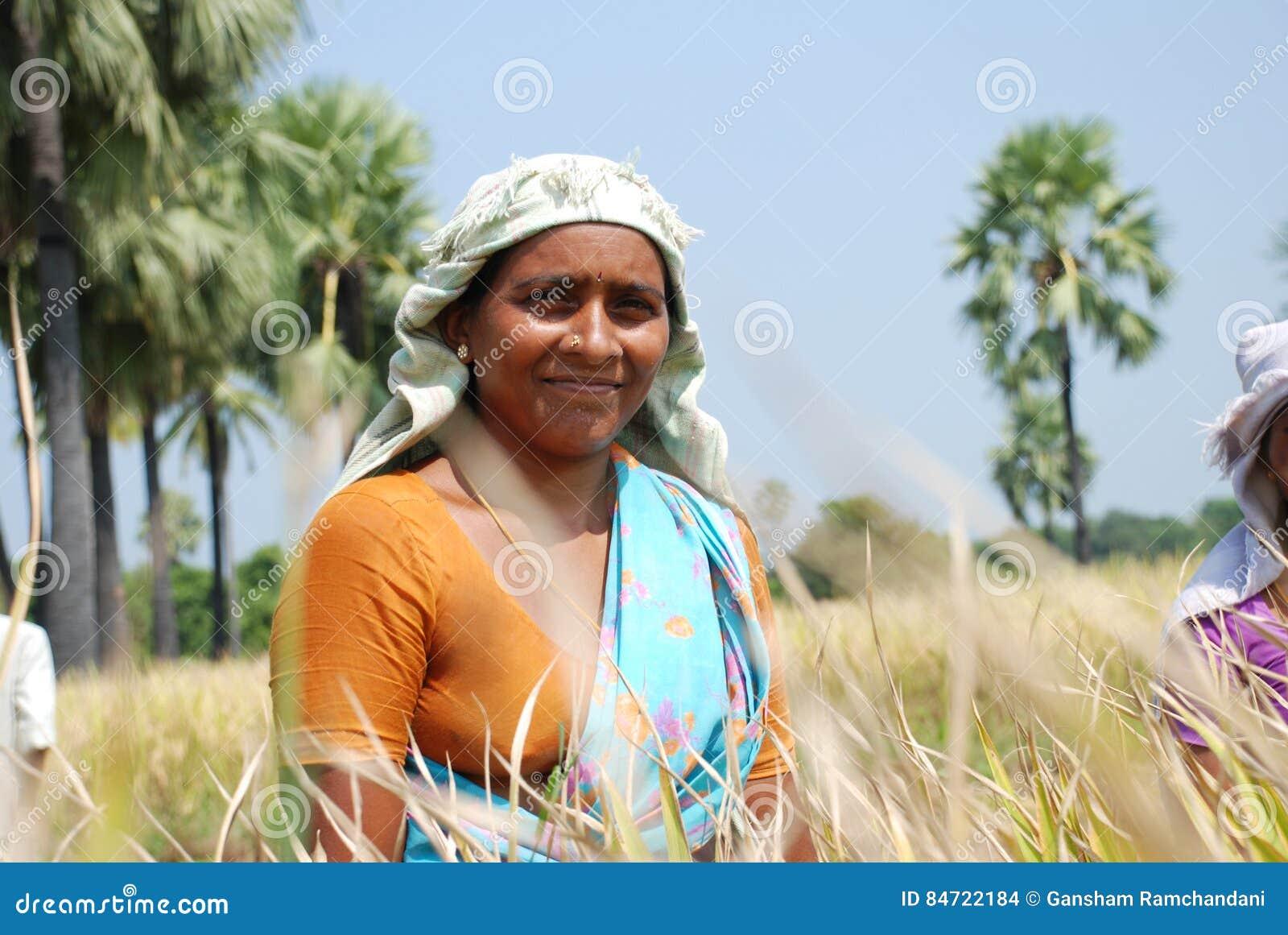 Agricoltore femminile