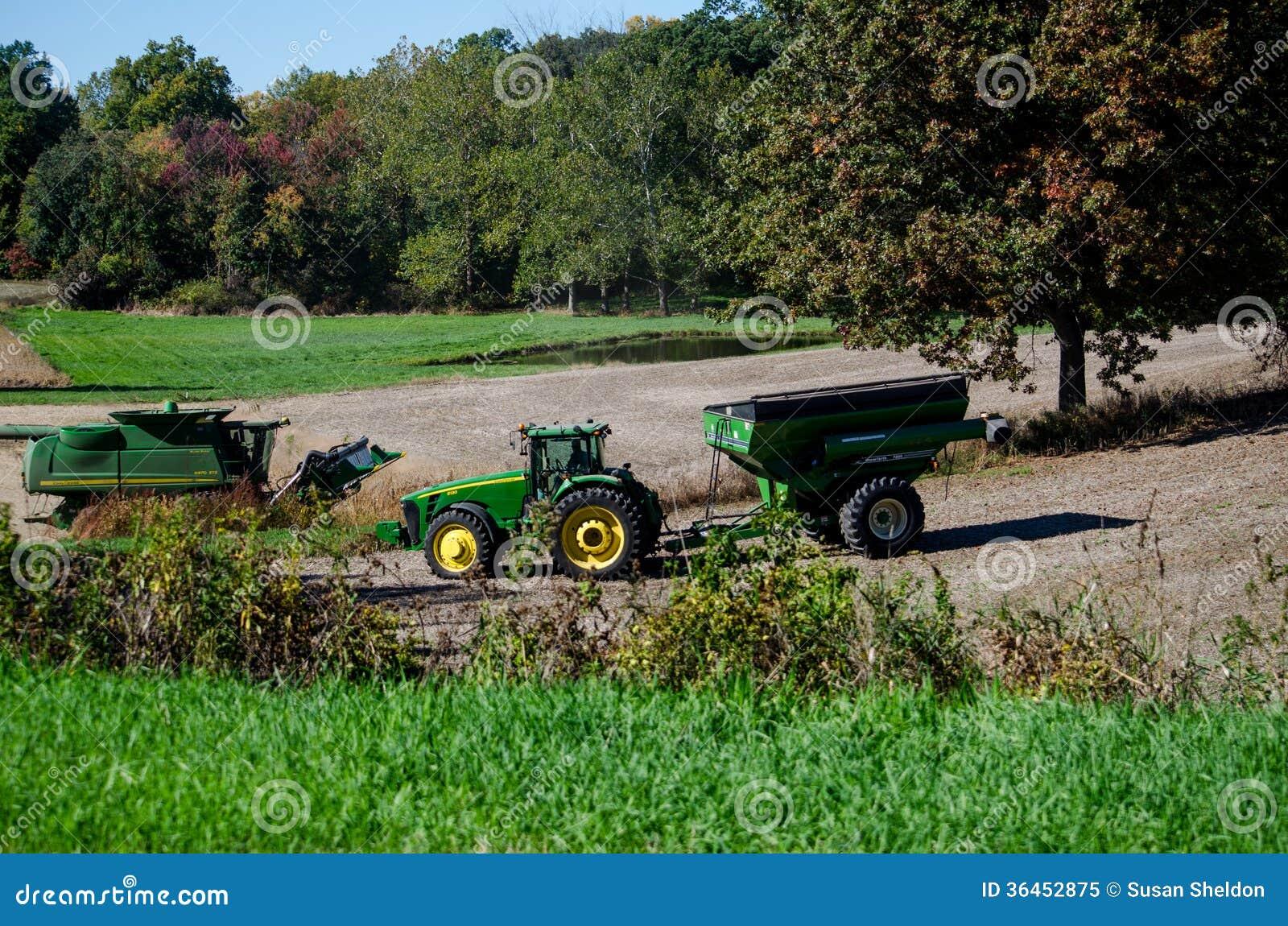 Sort avec un agriculteur dur