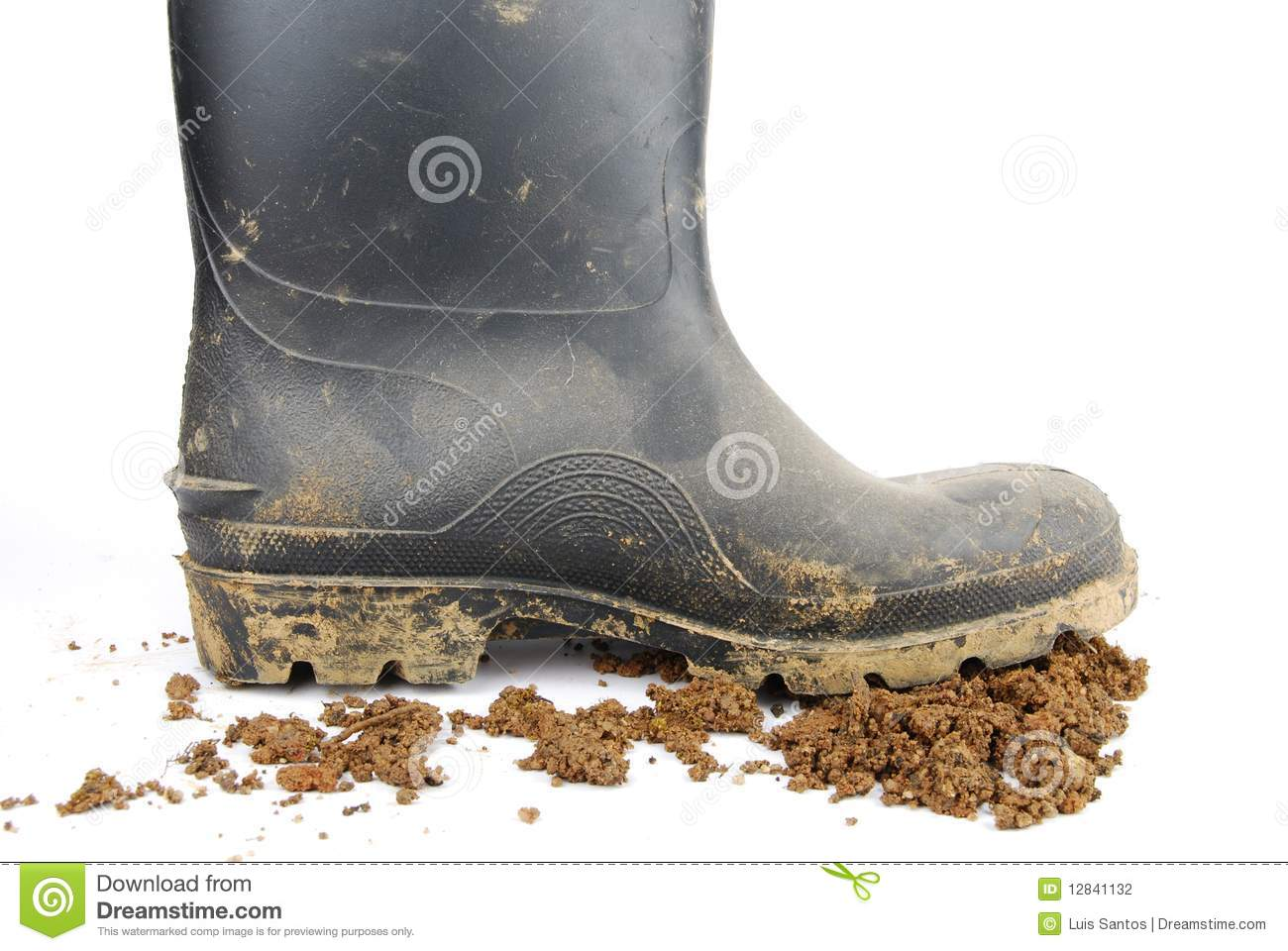 c64df9dfe22 Agricultural boots stock photo. Image of botany, protective - 12841132