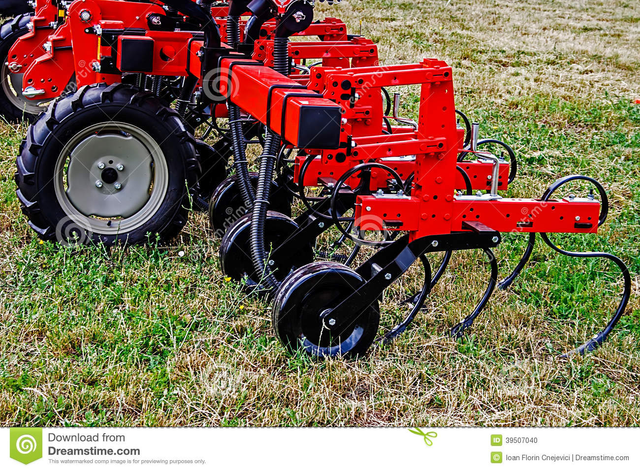 Agricultural equipment. Details 22