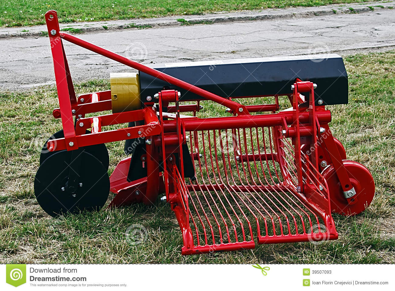 Download Agricultural Equipment.Details 77 Stock Image - Image of exhibit, earth: 39507093