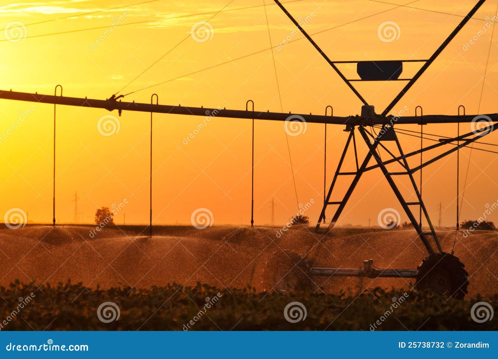 Agricultural Irrigation Sprinkler